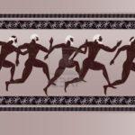 11101731-oude-griekse-figuur--sporters-lopers-in-een-vector
