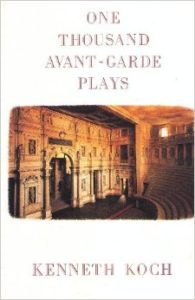One Thousand Avant-Garde Plays.