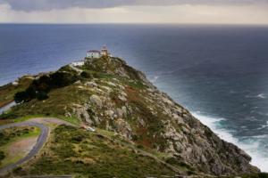 Cabo Fisterra, Galicia.