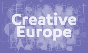 Creative Europe logo.